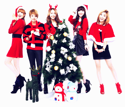 "f(x) Will Make A Surprise Appearance on Mnet's ""M! Countdown"" for Special Christmas Stage"