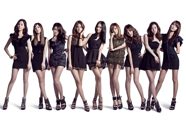 Girls' Generation Welcomes 2013: the Year of the Snake