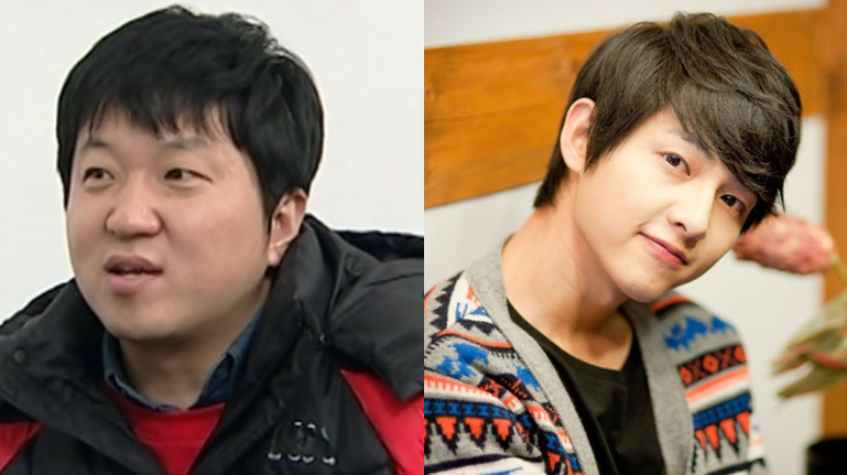 Comedian Jung Hyung Don Shows Off His Friendship With Song Joong Ki