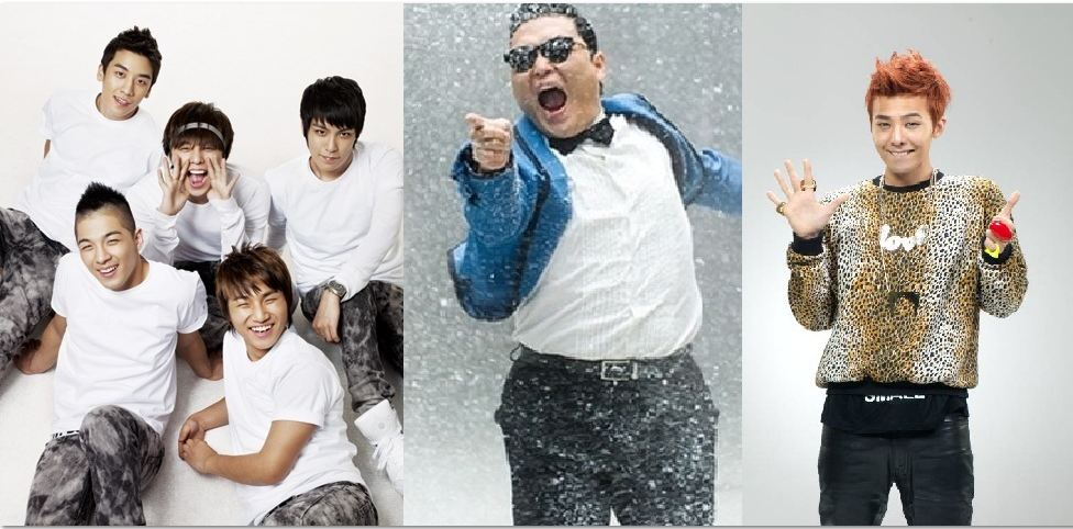 Big Bang, PSY And G-Dragon Ranked Among BuzzFeed's 23 Best MVs