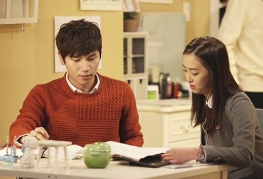 "K.Will Cameos on Sitcom ""Shut Up Family"""