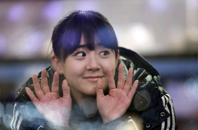 Moon Geun Young Looks Cute as a Button in New Pictures