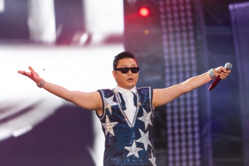 """PSY Is 8th on CNN's """"Most Intriguing People of 2012"""""""