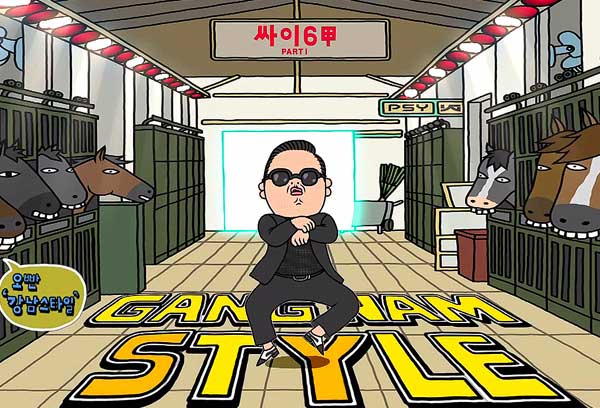 Netizens Not Happy with PSY Parody in Japanese Adult Manga