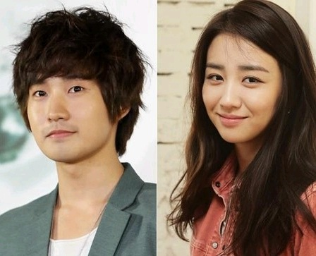 Actors Park Ha Sun and Ryu Duk Hwan Caught on a Date!