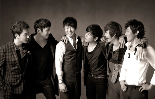 Shinhwa's Physiognomy to Reveal Members' Futures