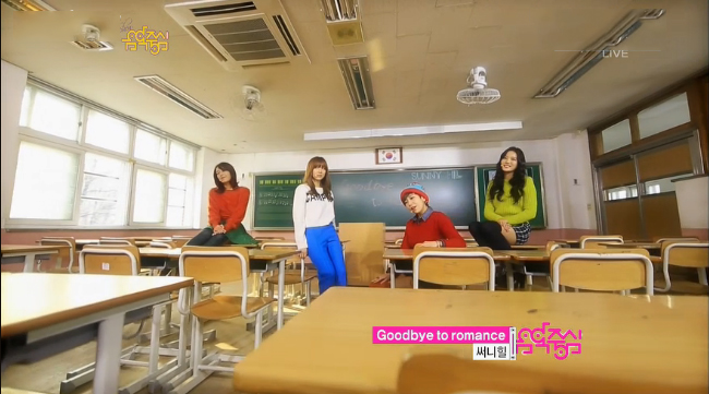 """Sunny Hill Performs """"Goodbye To Romance"""" for Music Core Comeback"""