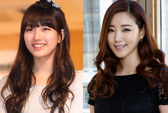 "Does miss A's Suzy Look Like ""Secret Garden's"" Kim Sarang?"