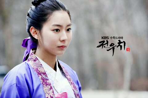 """Jeon Woo Chi"" Uee's Tears Ignite Viewer's Interest"