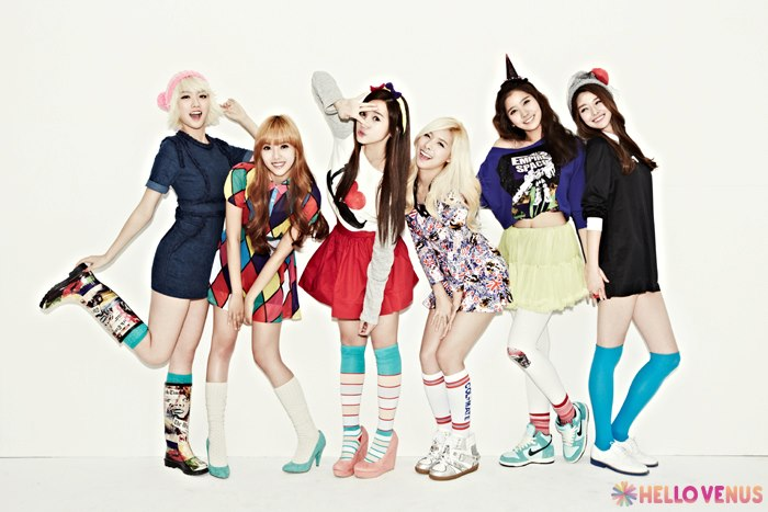 """Hello Venus Reveals Teaser for Comeback Mini Album """"What Are You Doing Today?"""""""