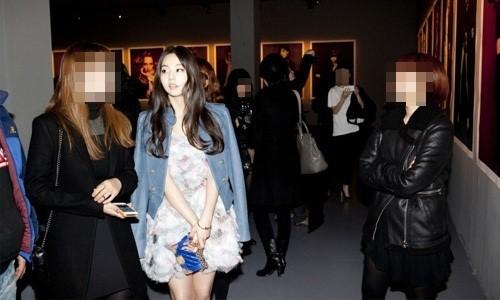 Wonder Girls' Sohee Shocks the Netizens With Her Unrealistic Beauty