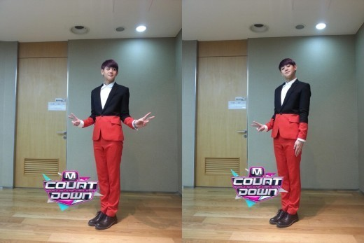 BEAST's Yang Yoseob Shows Off His Well Proportioned Body