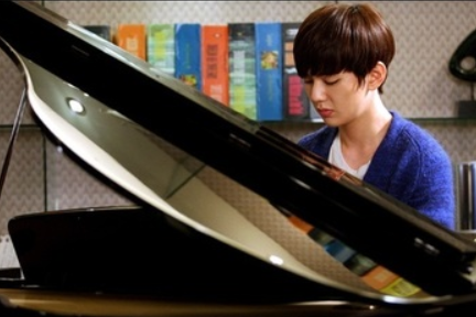 """[Spoiler Alert] Yoo Seung Ho Reveals His Skills on Piano in """"I Miss You"""""""