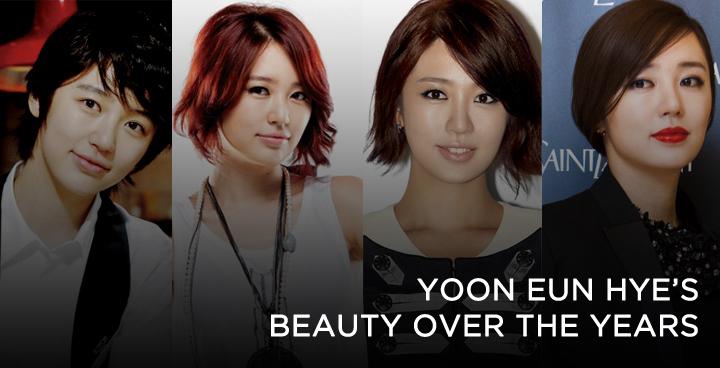 [Ceci] Yoon Eun Hye's Beauty History