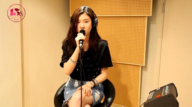 """15&'s Baek Yerin Releases Cover of Rain's """"I Do"""""""