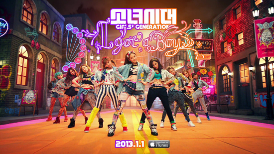 """Girls' Generation's """"I Got A Boy"""" Sets Record for Quickest 10 Million YouTube Views"""