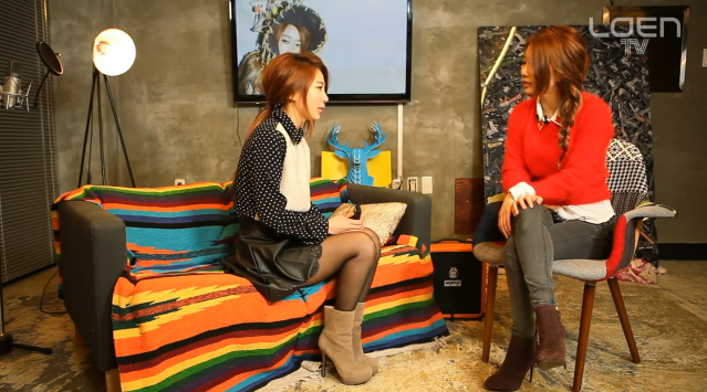 JeA Talks About Her Solo Debut Album in Self Interview