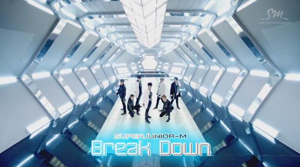 """Super Junior-M Releases Comeback MV """"Break Down"""""""