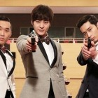 """Joo Won, 2PM's Hwang Chan Sung & Son Jin Young Pose in New Still for """"7th Level Civil Servant"""""""