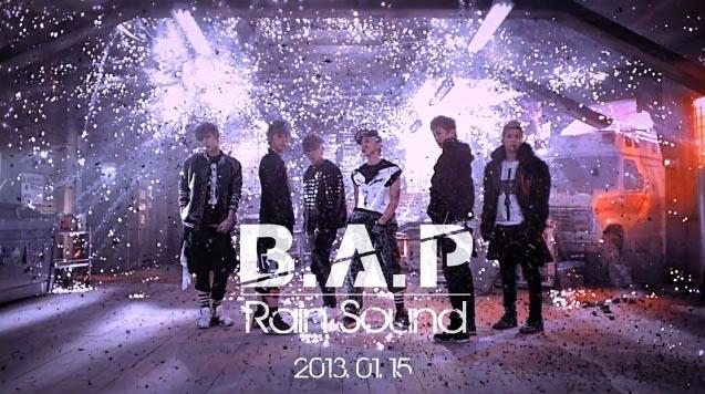 """B.A.P Reveals Teaser for """"Rain Sound"""""""