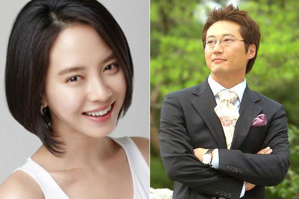 Song Ji Hyo Dreamed of Becoming An Actress Because of Park Shin Yang