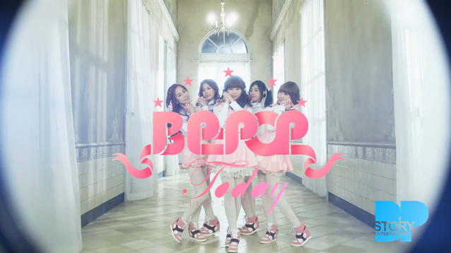 """New Girl Group BPPOP Reveals Debut Teaser """"Today"""""""
