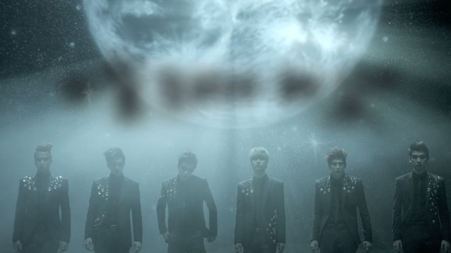 "VIXX Releases Second MV Teaser for ""On and On"""