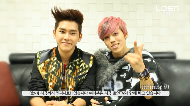 Infinite H Reveals Performances from Their Debut Showcase