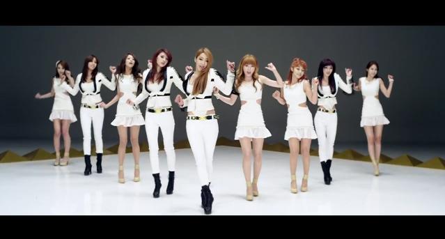 "Nine Muses Releases Comeback MV ""Dolls"""