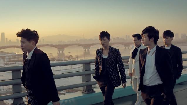"DMTN Releases Comeback MV ""Safety Zone"""