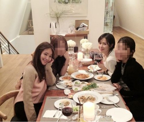 Actress Son Ye Jin Celebrates Birthday With Close Friends