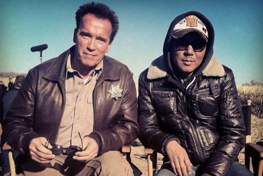 Arnold Schwarzenegger States That Kim Ji Woon Reminds Him of James Cameron