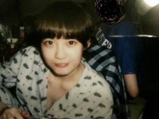 Davichi's Kang Min Kyung's Bowl Cut Hairstyle