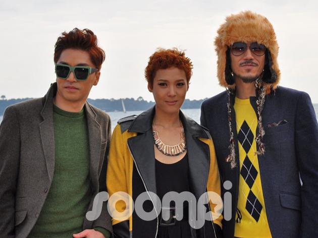 [Exclusive] Video of Tiger JK, Tasha, Bizzy, Juniel, and DJ DKHT at MIDEM in France