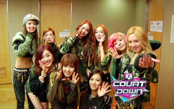 Mnet M! Countdown – January 10, 2013