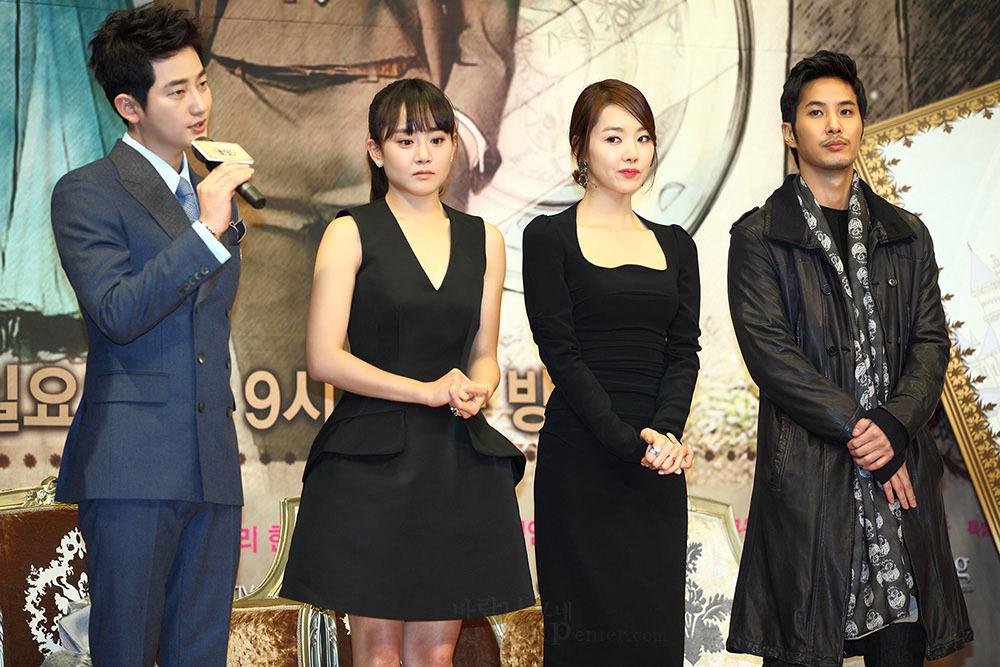 """Park Shi Hoo, Moon Geun Young, So Yi Hyun And Kim Ji Suk on Ending """"Alice in Cheongdamdong"""""""