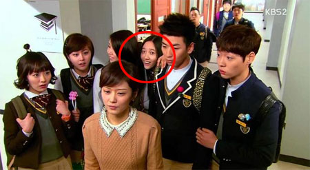 """T-ara's Dani Gets Criticized for Her Awkward Acting on """"School 2013"""""""