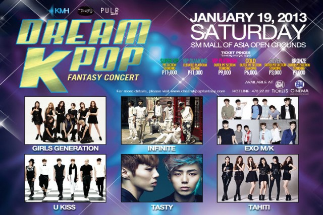 """Dream K-Pop Fantasy Concert"" in Manila: A Night of Firsts and Promises"