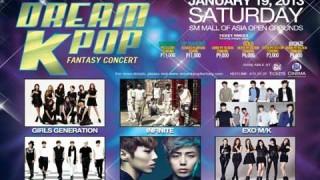 Dream Kpop Fantasy horizontal