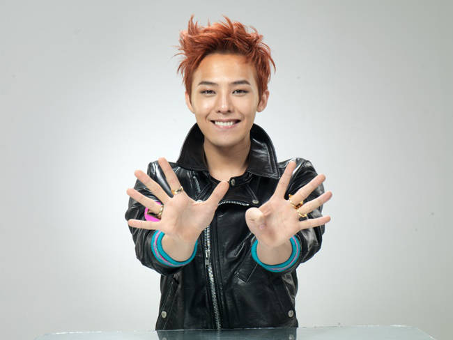 G-Dragon Looks Adorable as a Child