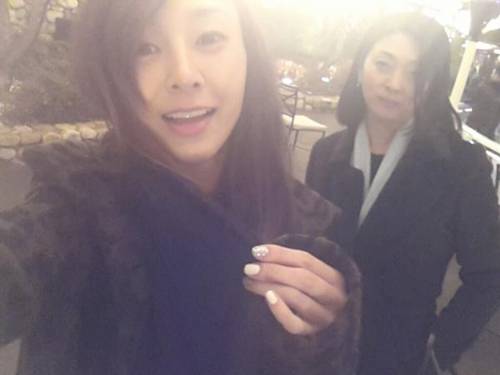 G.NA's Beautiful Mother Revealed!