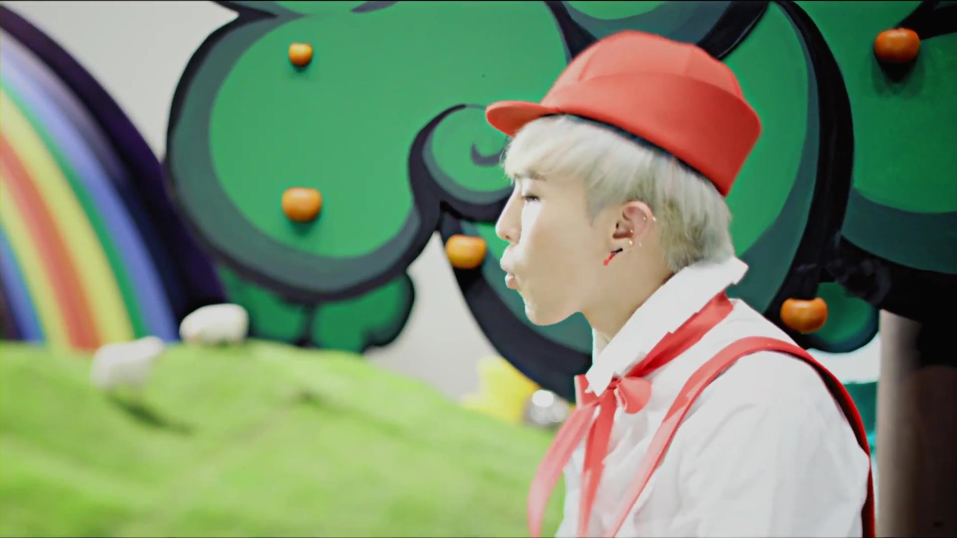 G-Dragon Dresses Up As a Hip Hop Anpanman