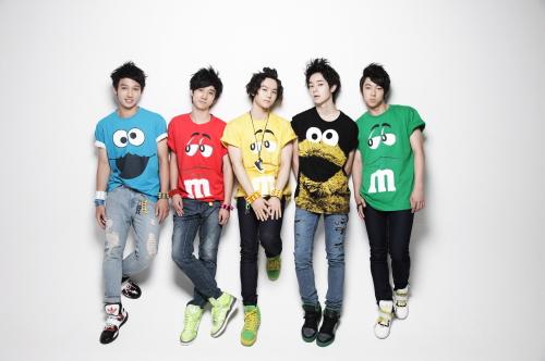 Teaser Photos Of New Male Idol Band Iconize Revealed