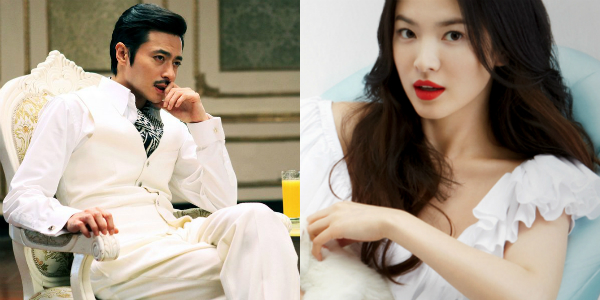 Jang Dong Gun Song Hye Kyo