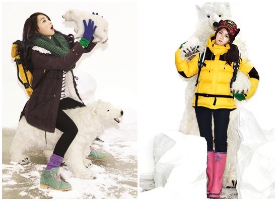 Kara's Han Seung Yeon Is Jealous of Kang Jiyoung's Overall Beauty