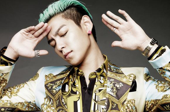 Big Bang's TOP's Favorite Pose?
