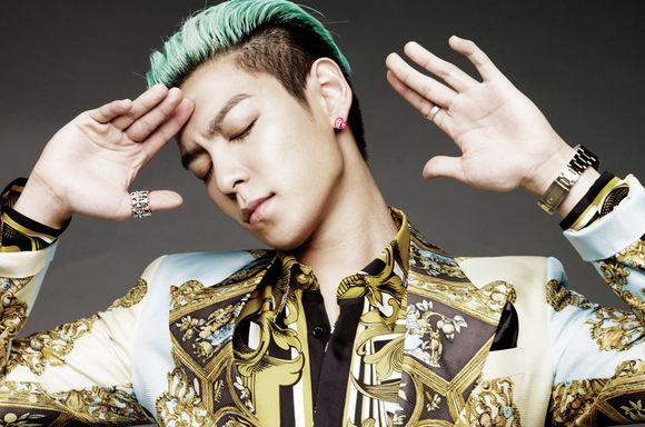 Big Bang's TOP's Favorite Pose?
