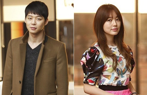 "Park Yoo Chun & Yoon Eun Hye Present ""I Miss You"" Production Team with All Expenses Paid Trip to Thailand"