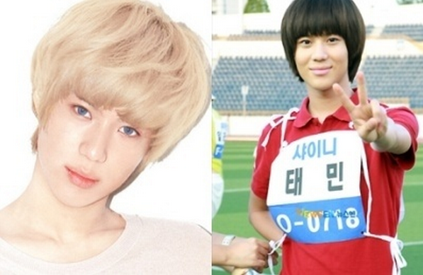 K-Pop Idol Hair: Blonde vs. Brunette