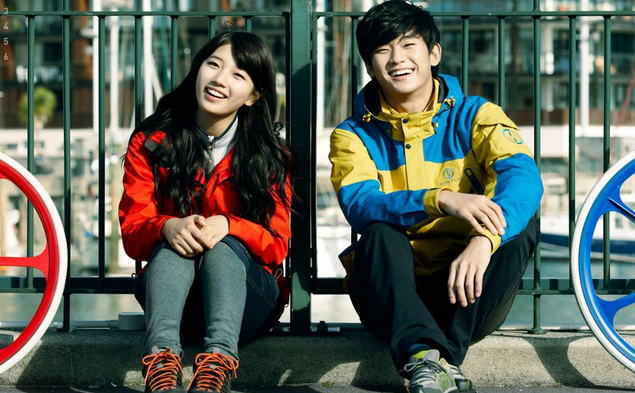miss A's Suzy Personally Gives Kim Soo Hyun a Gift